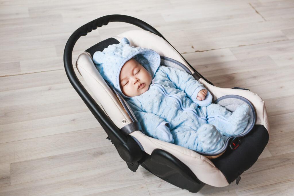 Essential shopping list for newborns